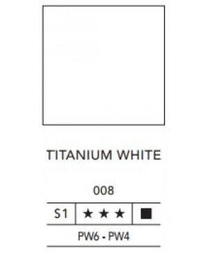 Aliejiniai dažai LB Fine 40ml 008 titanium white