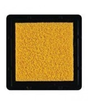 Rašalo pagalvėlė 3x3cm, 01 geltona