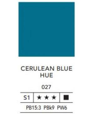 Aliejiniai dažai LB Fine 40ml 027 cerulean blue hue