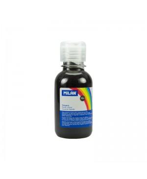 Guašas Milan 125 ml. juodos sp.