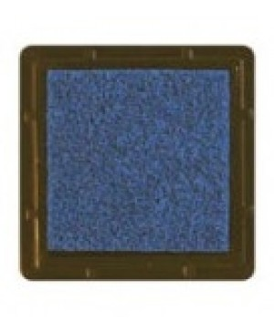 Rašalo pagalvėlė 3x3cm, 06 šviesi mėlyna