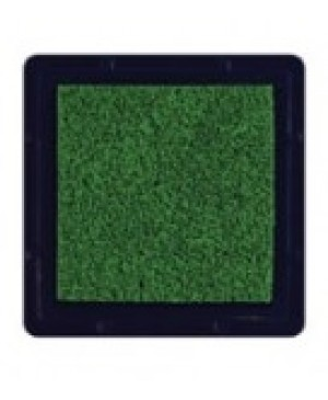 Rašalo pagalvėlė 3x3cm, 08 šviesi žalia