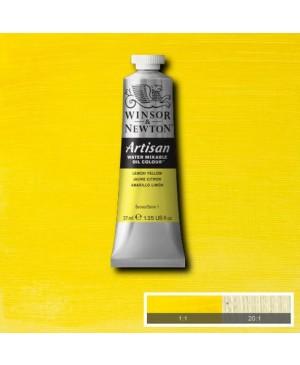Aliejiniai dažai Artisan 37ml 346 lemon yellow