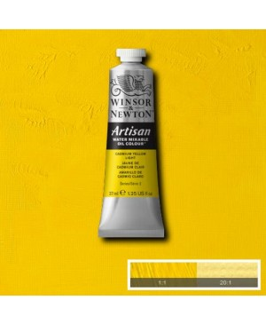 Aliejiniai dažai Artisan 37ml 113 cadmium yellow light