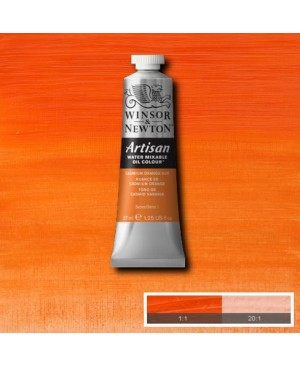 Aliejiniai dažai Artisan 37ml 090 cadmium orange hue
