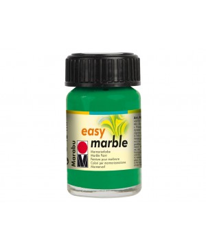 Marmuravimo dažai Marabu Easy Marble 067 rich green