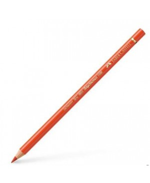 Spalvotas pieštukas Faber-Castell Polychromos 115 dark cadmium orange