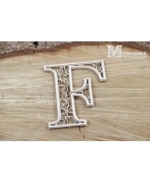 Kartono formelė - Monograce inicialas F, 1 vnt.