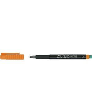 Žymeklis Faber-Castell Multimark 1523, S, 0,4mm, oranžinis