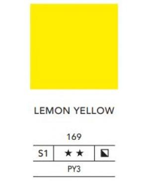 Aliejiniai dažai LB Fine 40ml 169 lemon yellow