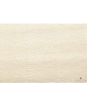 Krepinis popierius 50 cm x 2,5 m, 180 g/m², kreminė (17A1) - Cream by Tiffanie Turner