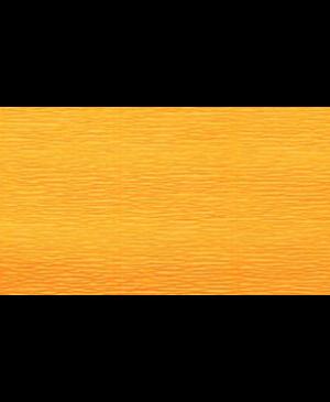 Krepinis popierius 50 cm x 2,5 m, 180 g/m², ramunėlių geltona (17E/5)