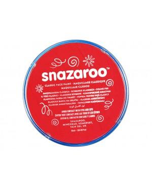 Grimo dažai Snazaroo, 18ml, raudoni
