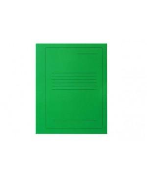 Segtuvėlis kartoninis A4 su įsegėle 300g, žalias