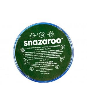 Grimo dažai Snazaroo, 18ml, tamsiai žali