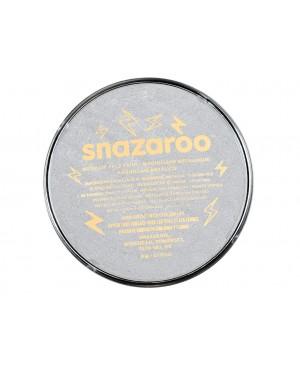 Grimo dažai Snazaroo, 18ml, metalizuoti sidabro