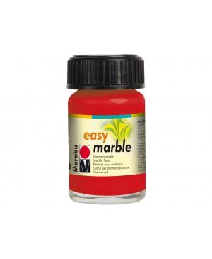 Marmuravimo dažai Marabu Easy Marble 031 cherry red