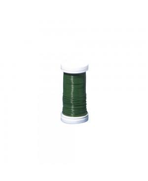Vielutė floristinė, storis 0,35mm, žalios sp. 100m