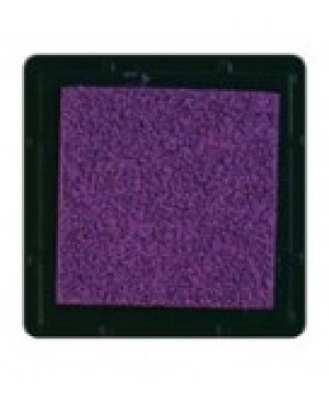 Rašalo pagalvėlė 3x3cm, 24 purpurinė