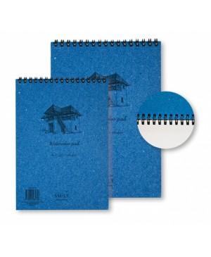 Akvarelinis bloknotas, A5, 280 gsm, 20 lapų