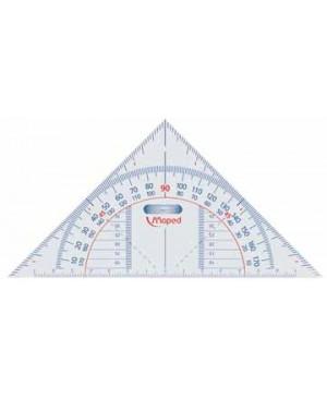 Trikampė liniuotė Maped GeoTech 45° 16cm