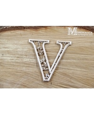 Kartono formelė - Monograce inicialas V, 1 vnt.