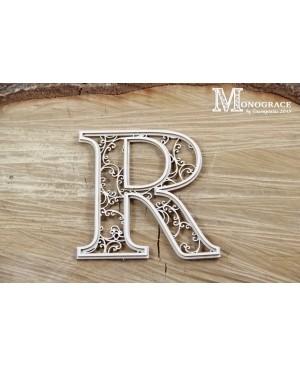 Kartono formelė - Monograce inicialas R, 1 vnt.