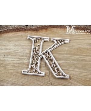 Kartono formelė - Monograce inicialas K, 1 vnt.