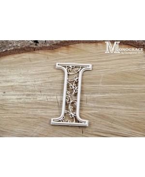 Kartono formelė - Monograce inicialas I, 1 vnt.