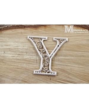 Kartono formelė - Monograce inicialas Y, 1 vnt.