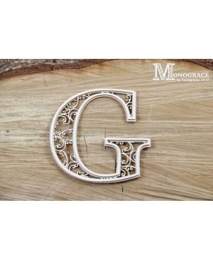 Kartono formelė - Monograce inicialas G, 1 vnt.