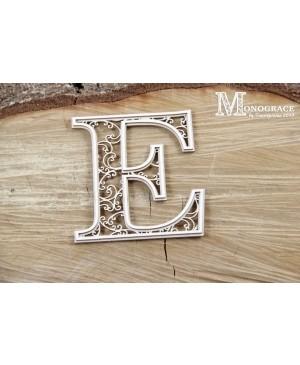 Kartono formelė - Monograce inicialas E, 1 vnt.