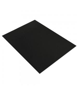 Putgumės lakštas 20x30cm, 2mm storio, juoda 01