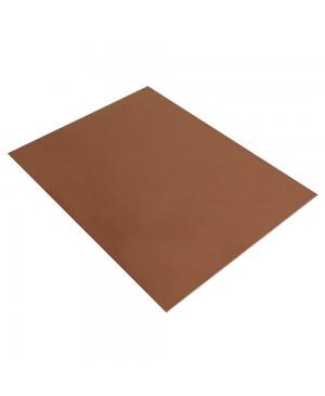 Putgumės lakštas 20x30cm, 2mm storio, ruda 04