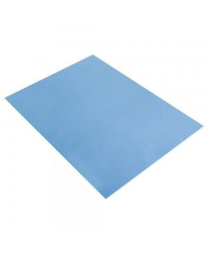 Putgumės lakštas 20x30cm, 2mm storio, mėlyna šviesi 08
