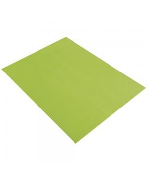 Putgumės lakštas 20x30cm, 2mm storio, šviesi žalia 11