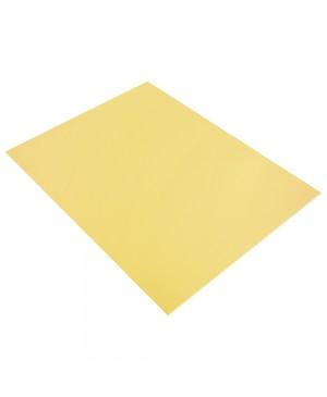 Putgumės lakštas 20x30cm, 2mm storio, geltona 20