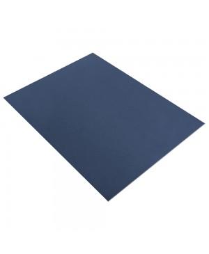 Putgumės lakštas 30x40cm, 2mm, tamsi mėlyna