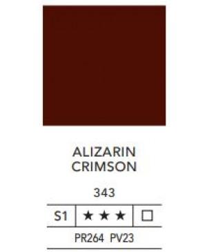 Aliejiniai dažai LB Fine 40ml 343 alizarin crimson