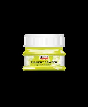 Pigmentinė pudra Pentart švytinti tamsoje, 12g