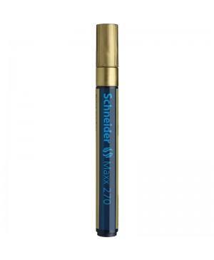 Žymeklis Schneider Maxx 270 B, 1-3 mm, aukso sp.