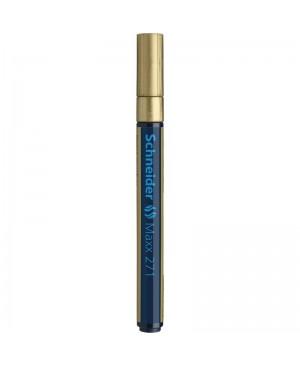 Žymeklis Schneider Maxx 271 M, 1-2 mm, aukso sp.