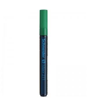 Žymeklis Schneider Maxx 271 M, 1-2 mm, žalias