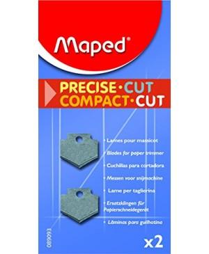 Ašmenys pjaustyklei Maped Compact cut, 2vnt