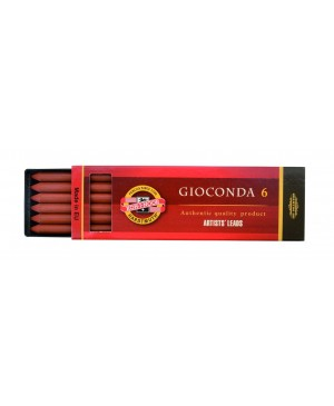 Sepijos lazdelė raudonai ruda, 4373 GIOCONDA 1 vnt