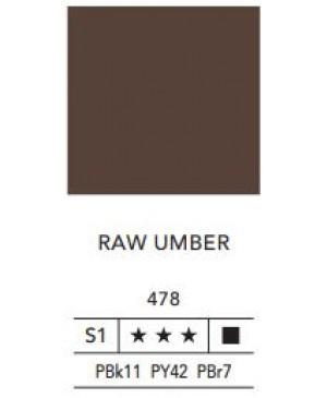 Aliejiniai dažai LB Fine 40ml 478 raw umber
