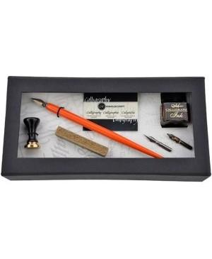 Kaligrafijos rinkinys Pen & Mini Seal set