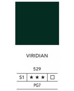 Aliejiniai dažai LB Fine 40ml 529 viridian