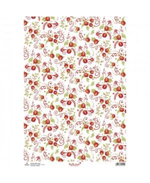 Permatomas popierius 102 g/m², lapas 210x297cm, Roses