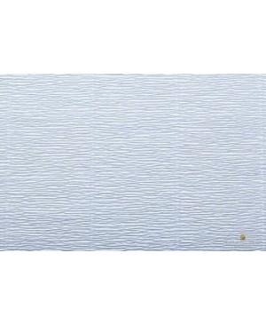 Krepinis popierius 50 cm x 2,5 m, 180 g/m², dangaus mėlyna (559)